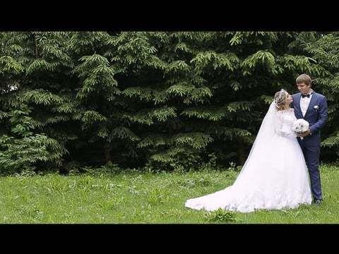 Илья и Алёна. Свадебный клип