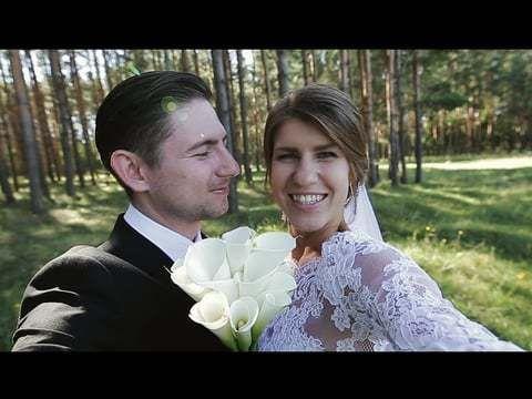 Валера и Ира. Свадебный клип