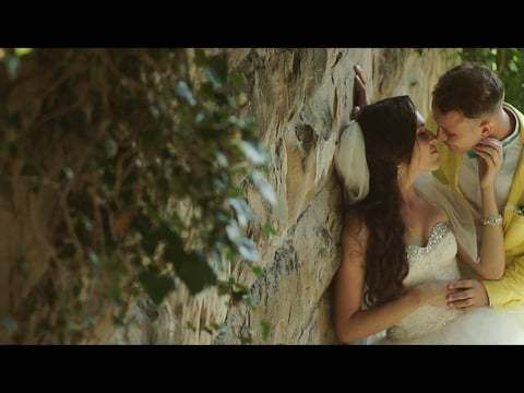 Свадебный клип. Ильдар и Екатерина