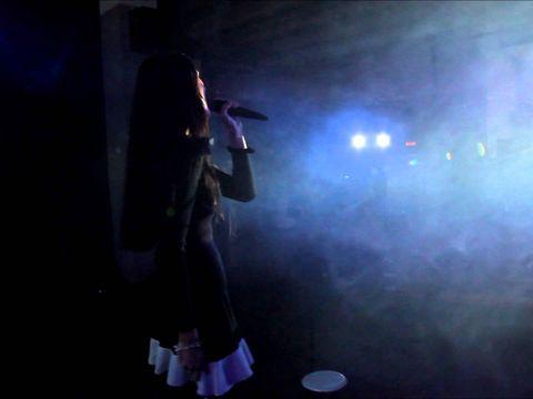 """Ивлена и """"Конфетти Саратов"""" на презентации фото студии """" Черное Белое"""""""