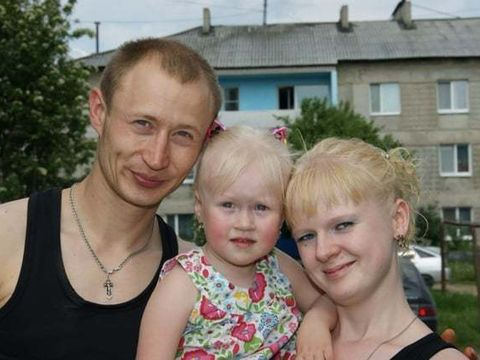 Семейный портрет. Кияевы +3