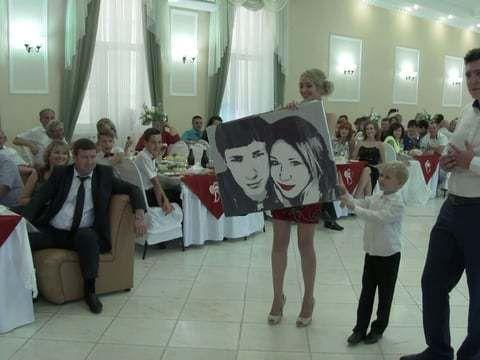 Свадьба Анатолия и Марии , продолжение !!!?
