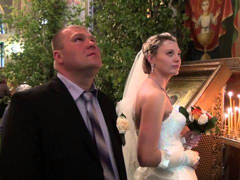 Олег и Олеся (видео - Андрей Цай)