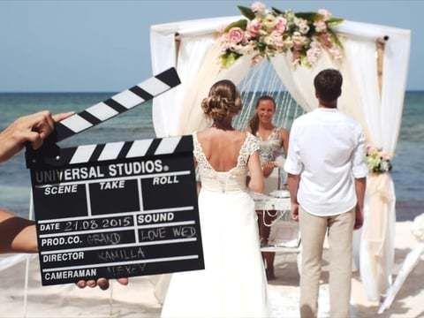 Свадьба в Доминикане, Amor! Анна & Рустам!