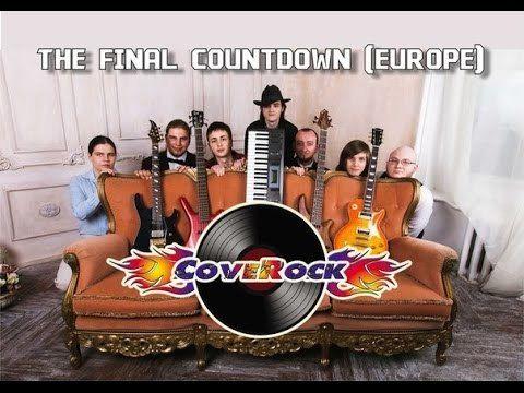 CoveRock - The Final Countdown (Europe)