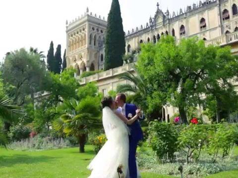 Озеро Гарда - Итальянская Свадьба!