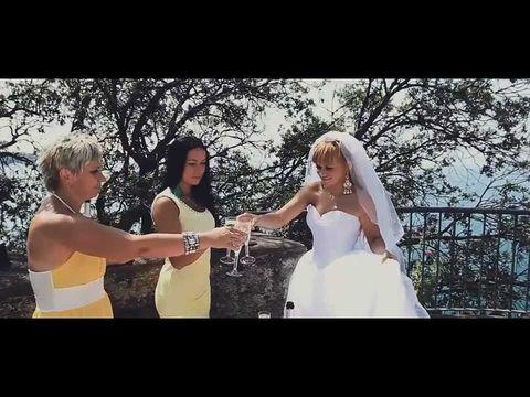 Свадьба Ольги и Андрея в Италии (Лигурия)