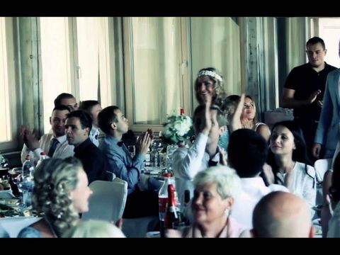 Промо-ролик - Ведущий на свадьбу