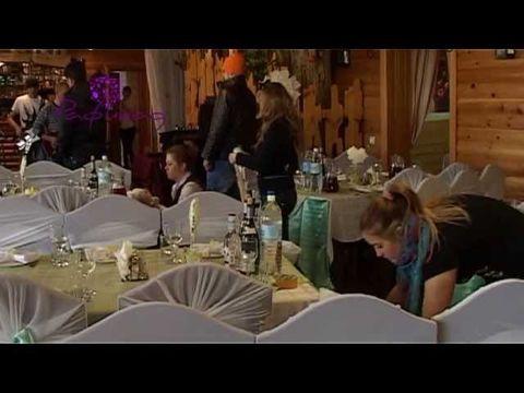 Оформление свадебного зала Хабаровск.