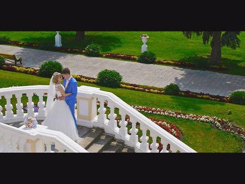 Свадебный день Евгений и Екатерина 29.07.17