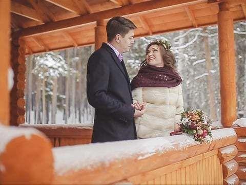 Сергей и Полина