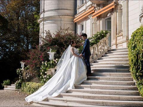 Свадебное видео в Париже: Xuesheng & Yuan
