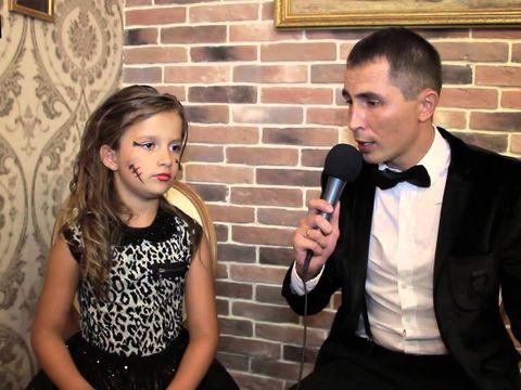 Веселое Интервью на свадьбе