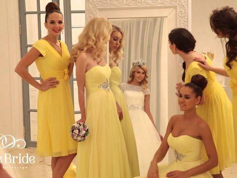 Fashion backstage Фотоcессия для каталога свадебных платьев To be Bride 2015 TBB Queens