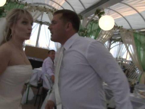 ведущая Оля-ля Рыжалова Кемерово.свадебный клип