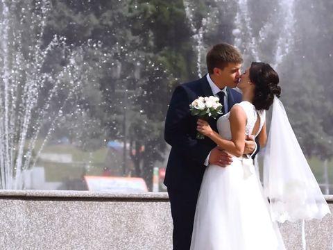 Свадьба Екатерины и Владимира