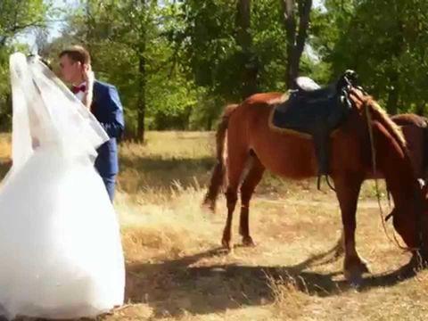 Нереально зажигательная свадьба в Суровикино