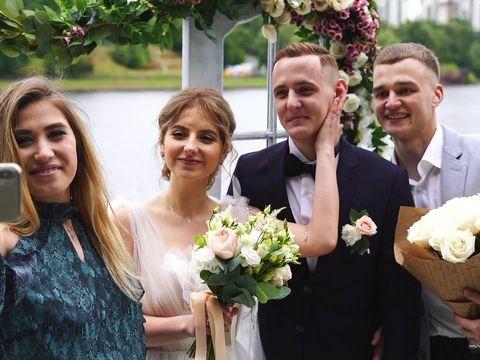 Highligts свадьбы Александры и Виталия