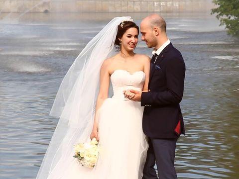 Свадебный день Алексея и Николь