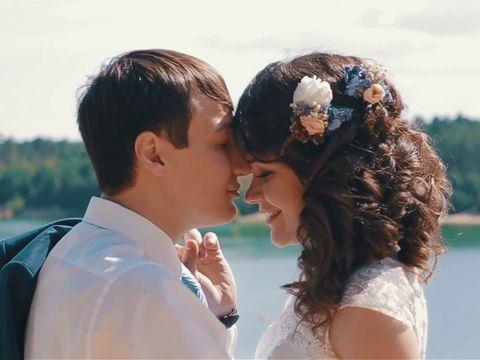 Уютная свадьба Сережи и Тани