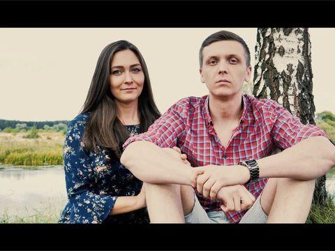 Антон и Юлия. Благодарность родителям.