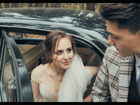 Александр и Кристина. Свадебный клип