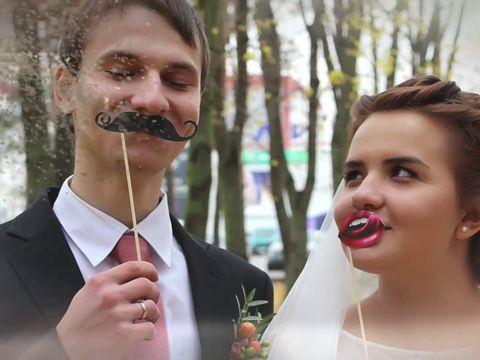 Свадьба в Липецке.Кирилл и Лера