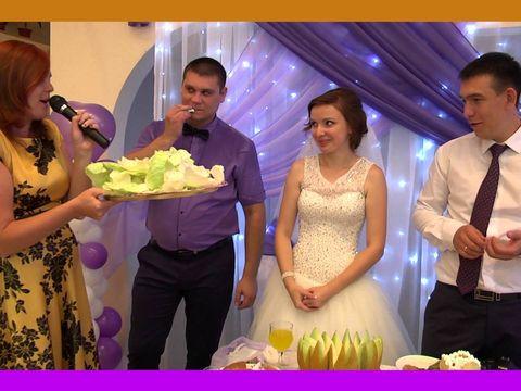 Ведущая на свадьбы Марина