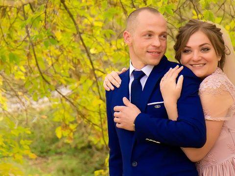 Венчание Александра и Евгении