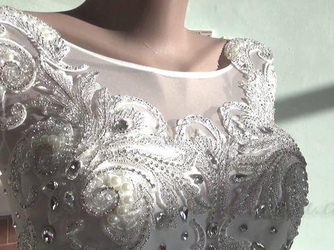 Cвадебное платье коллекции 2016 года от www.ya-nevesta.com
