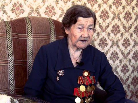 Интервью с Ветераном Максимовой Е.С.