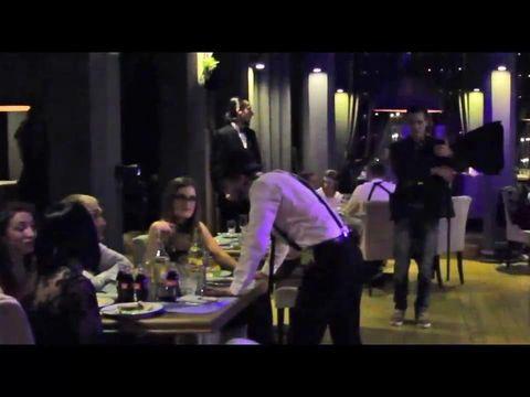 Gangster show (гангстер шоу) - Новогодняя ночь в Лентяе
