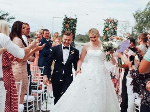ПЕТР И КСЕНИЯ: WEDDING DAY