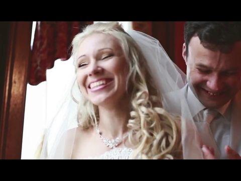 Свадьба Виктории и Михаила