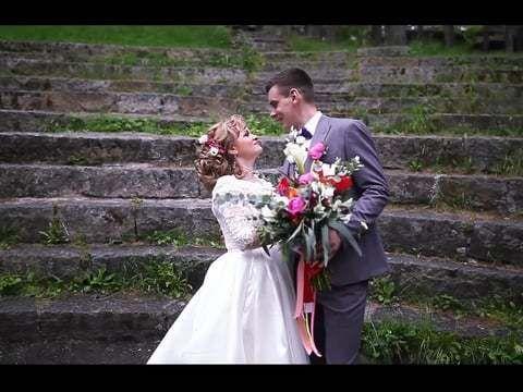 Свадьба Артема и Юлии