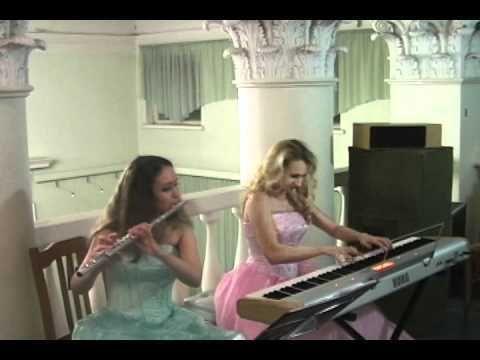 Дуэт флейта и фортепиано