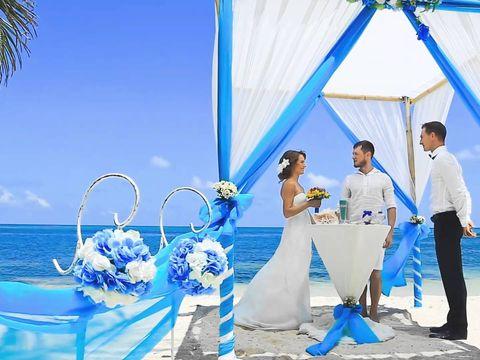 Lisa & Sergey / свадьба в доминикане