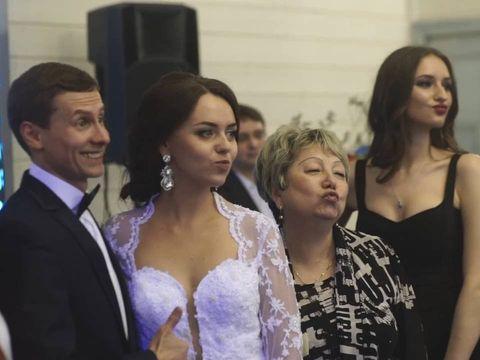 Родион и Наталия Свадьба 5.03.2016 г