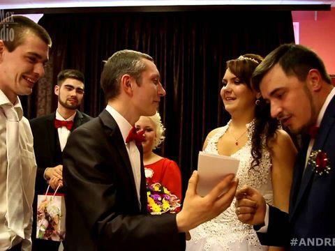 Свадьба Марина и Антон Лебедевы 30.04.2016