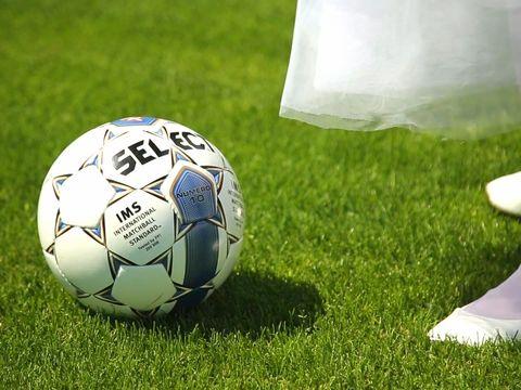 свадебный футбол
