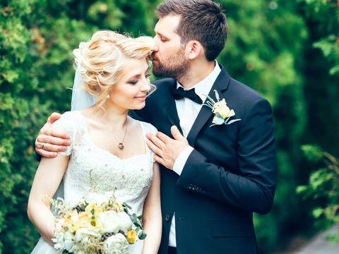 Алина и Сергей и их солнечная свадьба