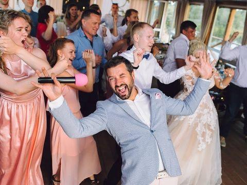 Сергей Савкин Ведущий на свадьбу