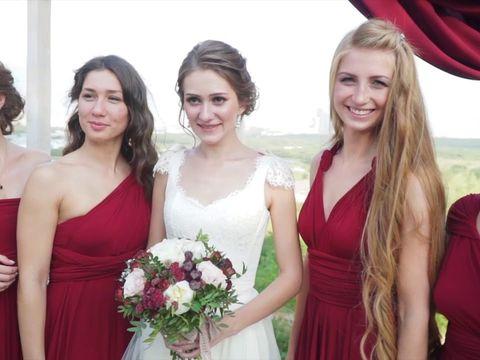 Свадьба Евгения и Елены 18 августа 2017 года
