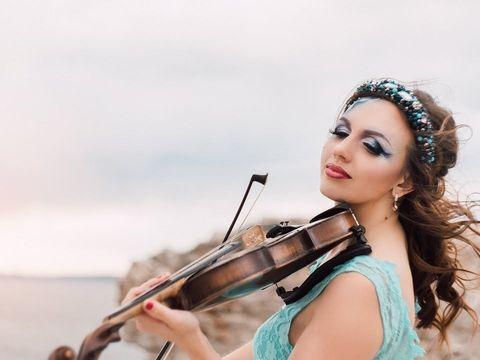 Скрипачка Stacie promo video