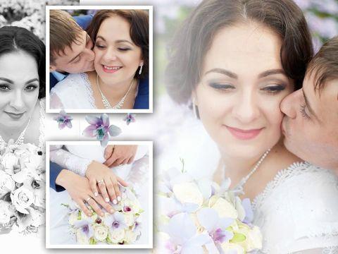 Свадьба Валерии и Андрея 01.10.2016