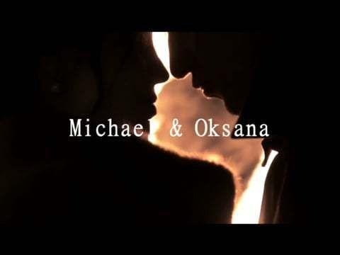 Михаил и Оксана
