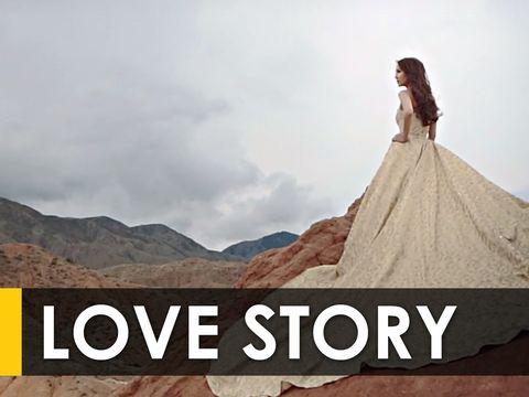 Лучшее love story Кыргызстана 2015!