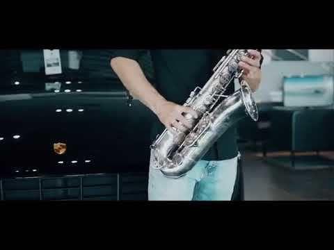 Саксофонист Бродников Андрей