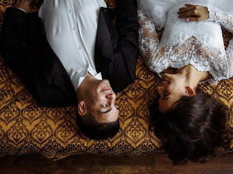 Утро невесты: Love story