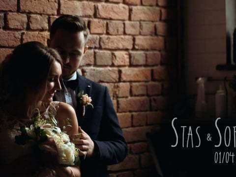 Sofia & Stas wedding day